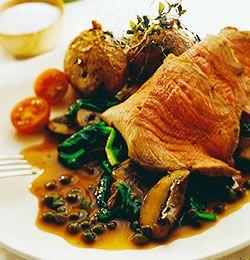 Kalvestek fra Sardinia