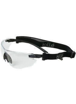 Starline - 22802 - SBT02 - Bollé Combat Kit - 3 Lens Combat ballistic bulletproof polycarbonate  protective glasses