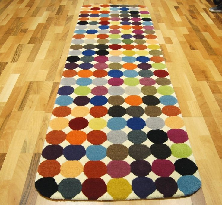 idesign 129 - multicolour hall runner image 1