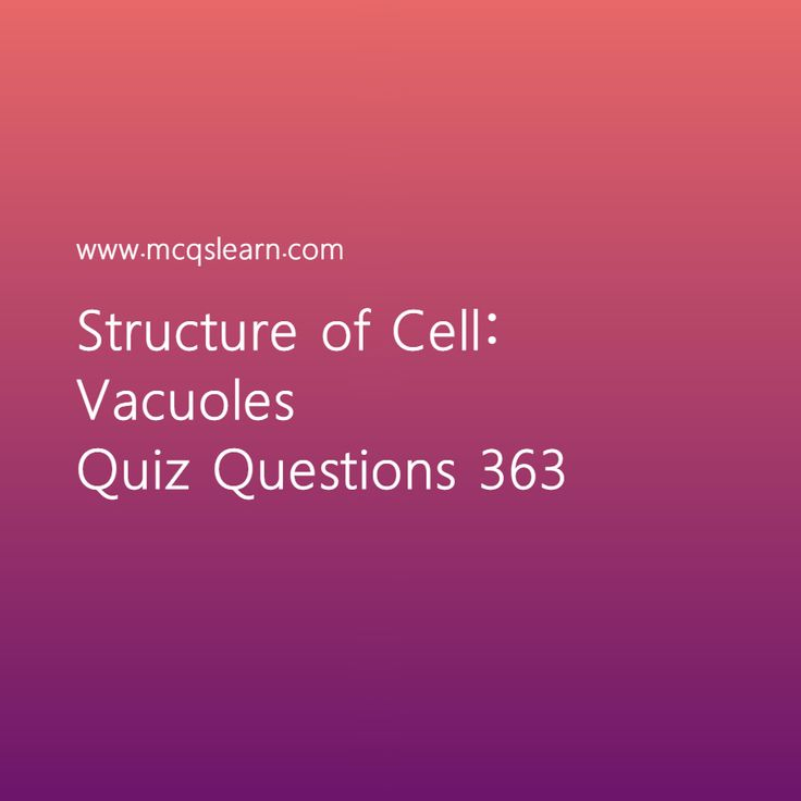 Learn quiz on structure of cell: vacuoles, O level biology quiz 363 to practice. Free biology MCQs questions and answers to learn structure of cell: vacuoles MCQs with answers. Practice MCQs to test knowledge on structure of cell: vacuoles, basal metabolism, cell structure, fungi: o level biology, functions and composition worksheets.  Free structure of cell: vacuoles worksheet has multiple choice quiz questions as unlike plant cells, animal cells have, answer key with choices as no...