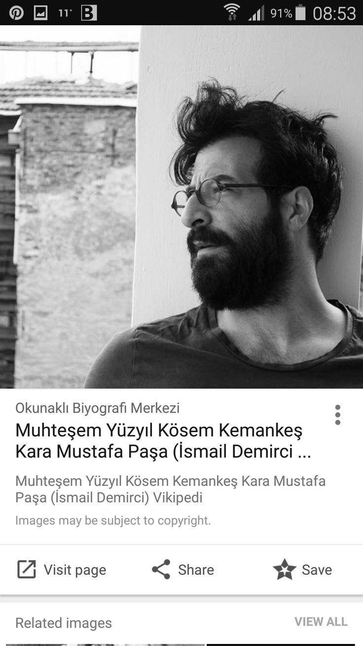 Impressive masterful brilliant turkish actor Ismail Demirci❤