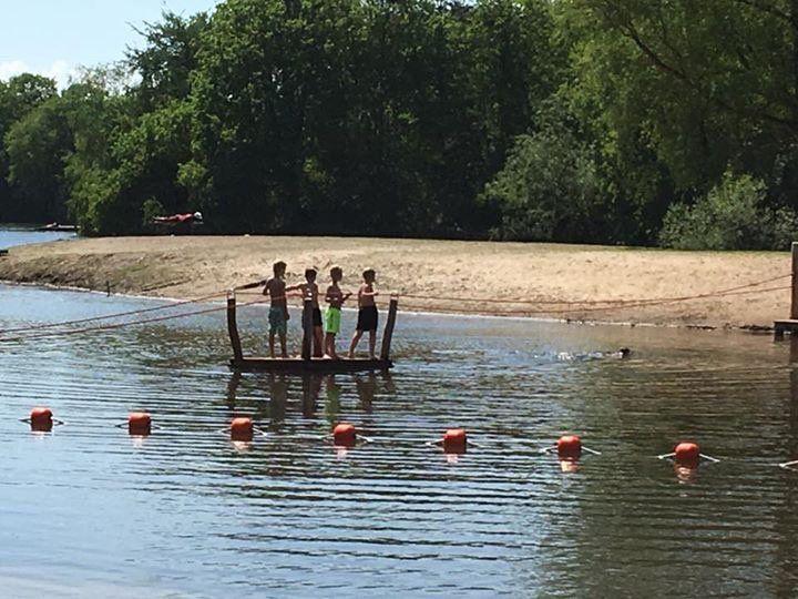 #genieten #zon zwemmen en zandkastelen bouwen het kan #Westerwolde!