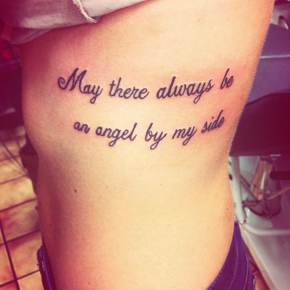 25 Best Meaningful Tattoo Quotes On Pinterest