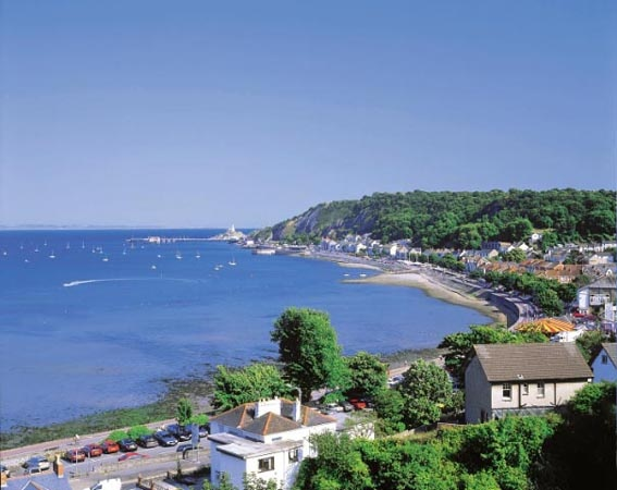 The Mumbles, Swansea, Wales
