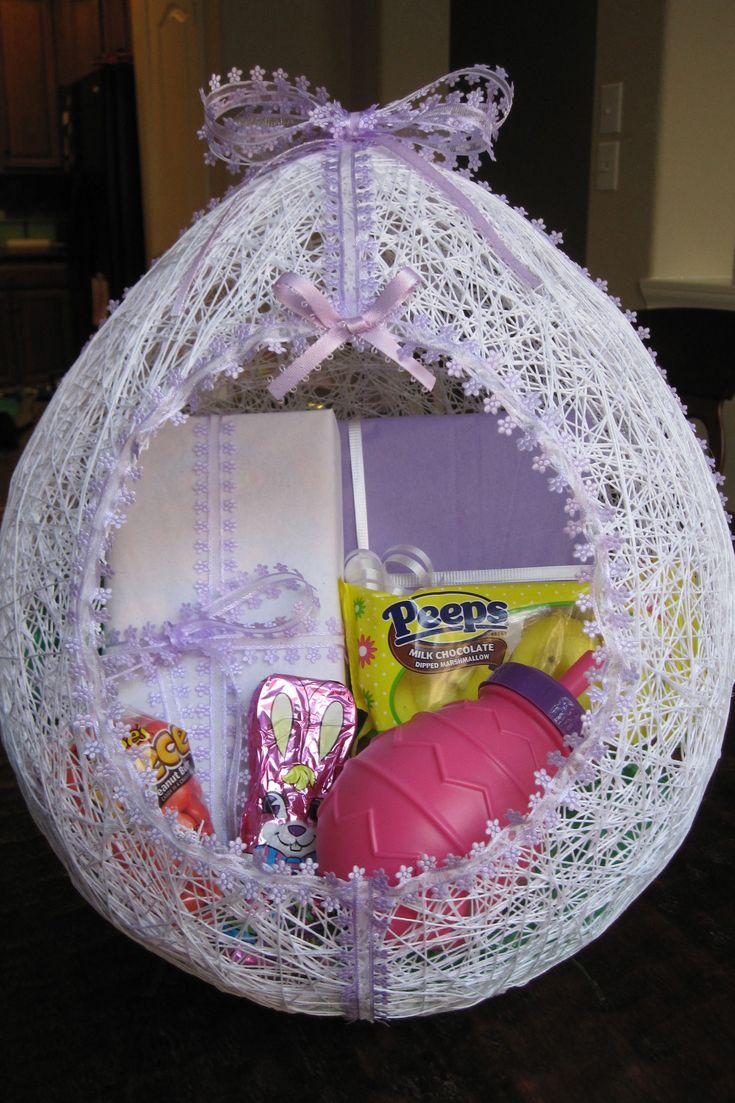 19 best easter baskets for kids tweens teens images on 35 super cute easter basket ideas negle Images