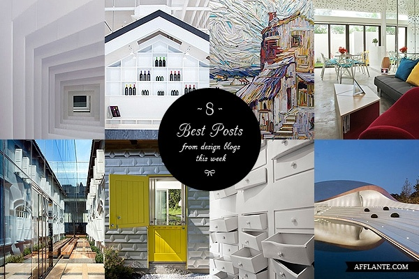 The Week's Best Posts From Design Blogs #26