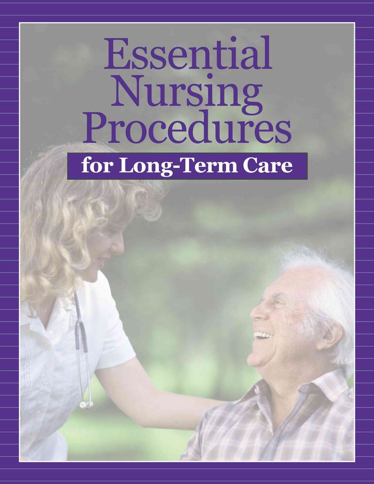 Essentail Nursing Procedures for Long-Term Care