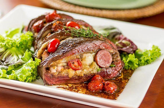 A receita de picanha invertida do chef Cauê Fantone