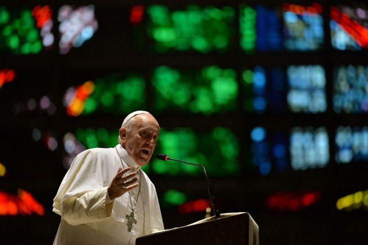 Aleteia - VIDÉO. Pape François, les meilleurs moments de 2014