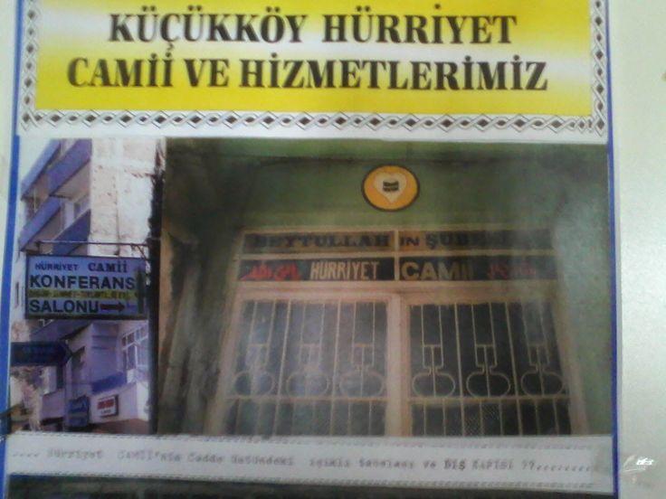 Cami Hizmet Evi ((( CHE ))): ...15 Haziran 2014 Pazar.((( Che ))) : Mustafa OSM...