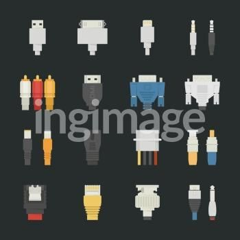 Connector icons