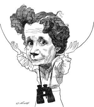 Is Rachel Carson's description of the world accurate?