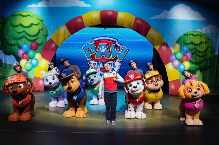 #WIN a #Family #Pass to #PAW #Patrol #Live! #Race to the #Rescue. Based on the hit #animated #Nickelodeon #TV series produced by Spin Master, PAW Patrol Live! Race to the Rescue brings everybody's #favourite pups to the #stage in an action-packed, high-energy #musical #adventure. #comp #competition