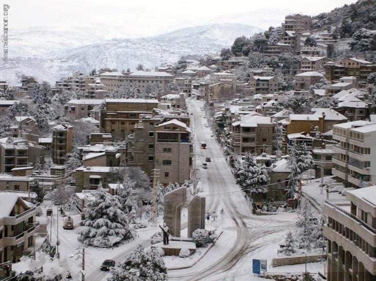 Bekfaya - January 2013