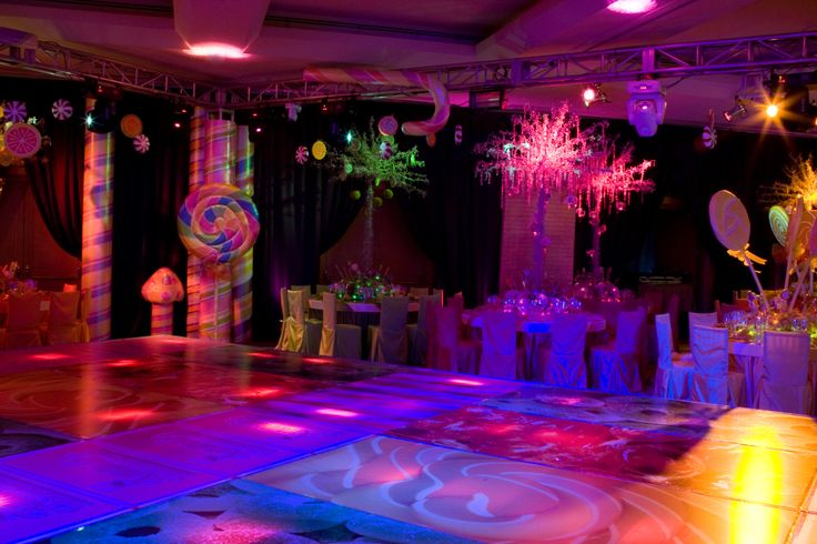 Charlie And Chocolate Factory Bar Mitzvah