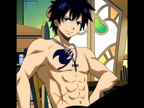 List of Hottest Anime Guys Ever