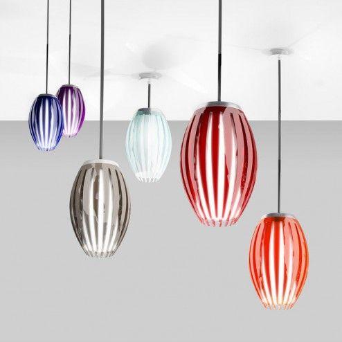 Dänische Lampe Herstal Tentacle