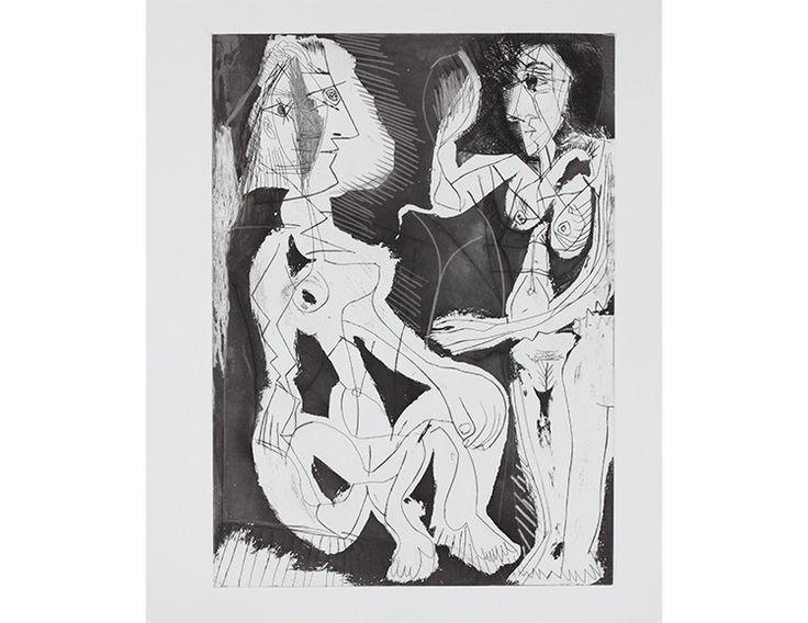 Выставка работ Пабло Пикассо откроется в пространстве «Новый Иерусалим»