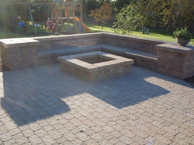 Extend the enjoyment and get warmth by adding fire pits for Built in fire pits designs