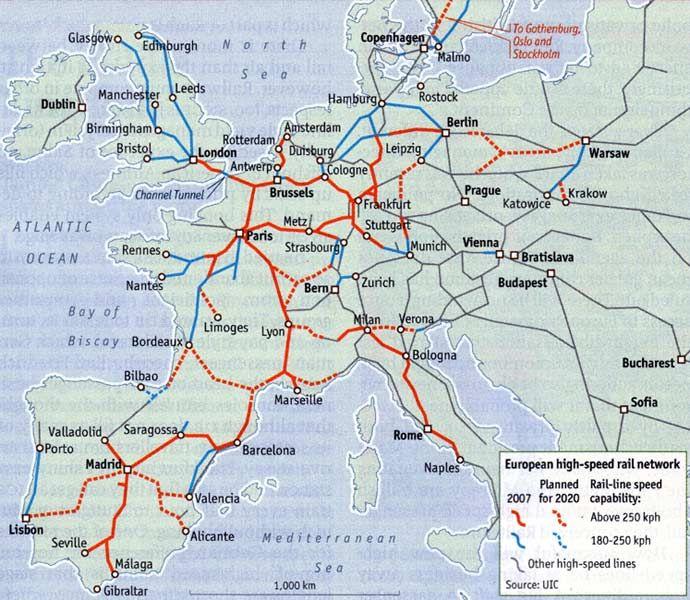 rail euro