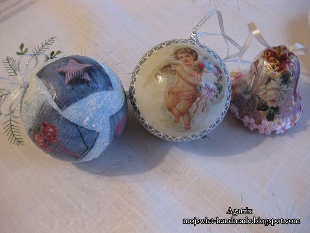 Mój świat - HANDMADE: Przygotowania świąteczne