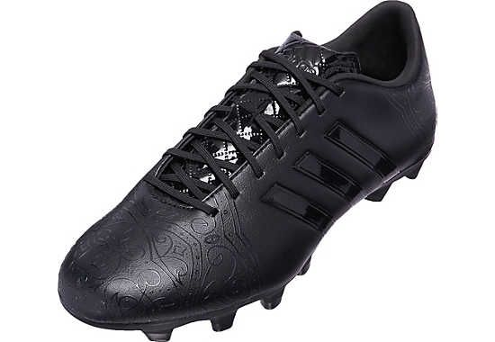 adidas 11Pro FG Soccer Cleats - Black | Soccer Shoes | Pinterest ...