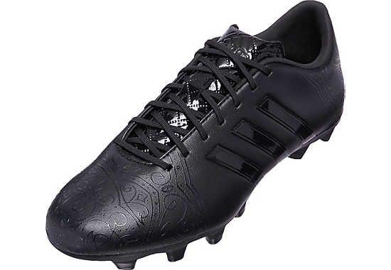 adidas 11Pro FG Soccer Cleats - Black | Soccer Shoes | Pinterest ...