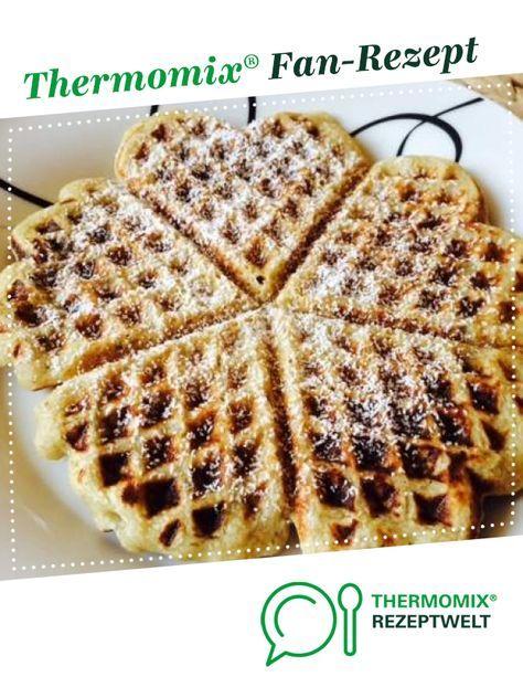 Haferflocken-Apfelwaffeln von Popollina83. Ein Thermomix ® Rezept von der Kate …   – Thermomix & mehr ‼️