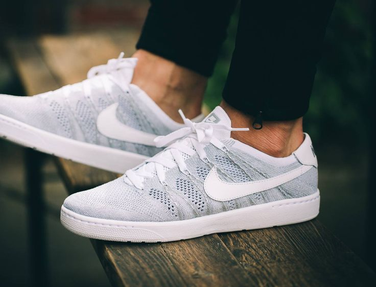 La Nike Tennis Classic intègre la collection Flyknit post image | Mode |  Pinterest | Nike tennis, Tennis and Clothing