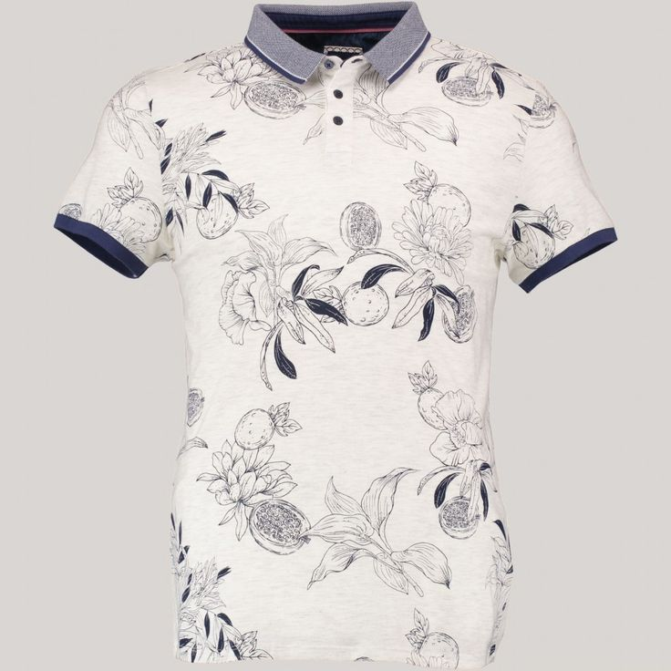 Polo manches courtes homme casual - image 9