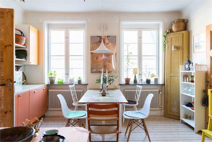 Bohemian Kitchen Amanda Monceau