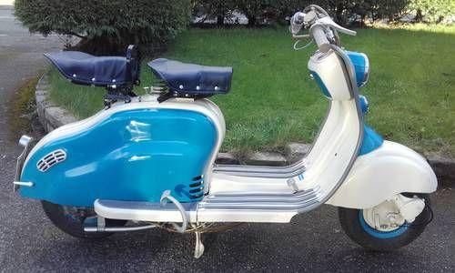 Lambretta LD150 1955 uk Scooter For Sale