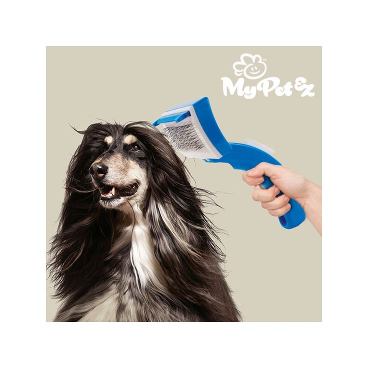 Cepillo Quitapelos para Mascotas My Pet Bristles - 2,47 €   ¿Tienes perro o gato? ¡Entonces el increíble cepillo quitapelos para mascotas My Pet Bristles te será de gran utilidad! Con cerdas metálicas muy finas de puntas redondeadas y accesorio...  http://www.koala50.com/mucho-mas-en-teletienda/cepillo-quitapelos-para-mascotas-my-pet-bristles