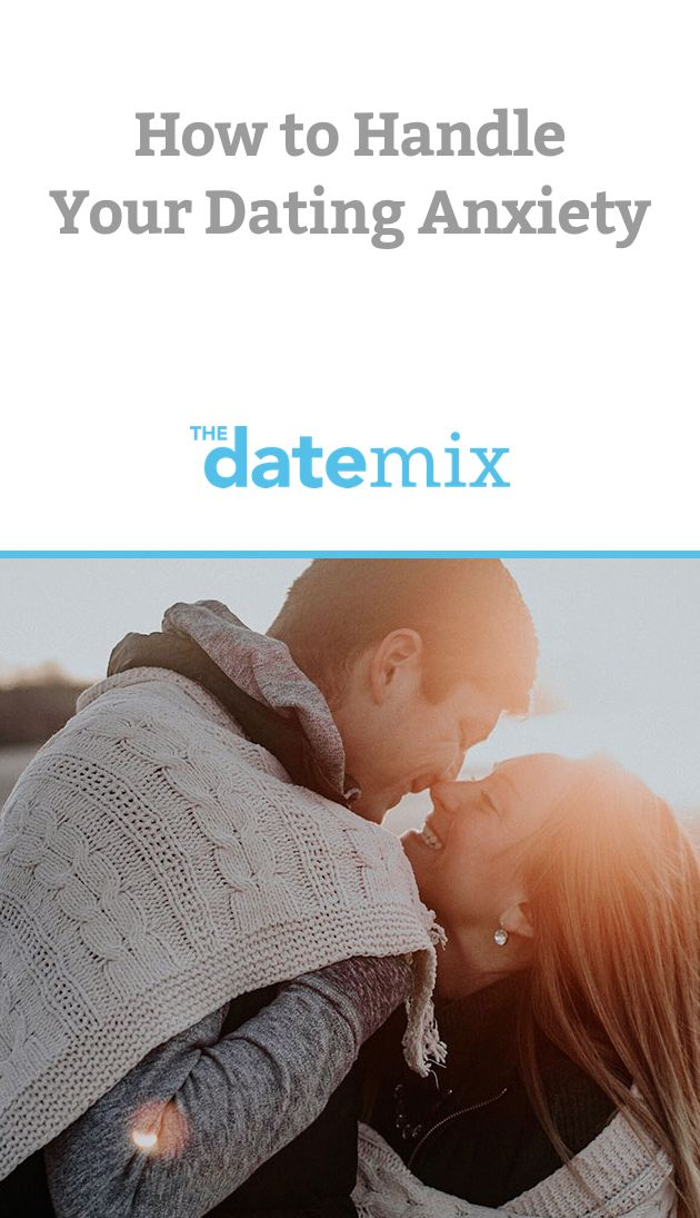 dating anxiety disorder