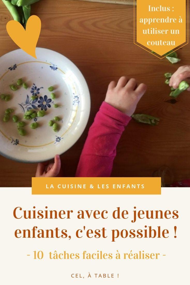 Comment Cuisiner Avec De Jeunes Enfants Cuisine Comment Cuisiner Recettes De Cuisine