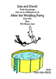Reception Invitations After Eloping for nice invitations layout
