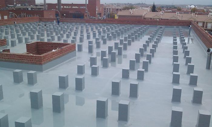 Impermeabilización de cubiertas planas: Sistemas de impermeabilización líquida   http://rehabilitacionfachadas.com/blog/impermeabilizacion-de-cubiertas-planas-sistemas-de-impermeabilizacion-liquida/