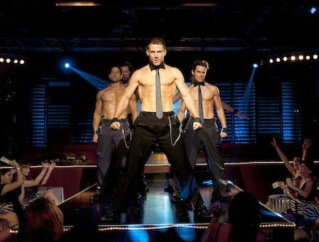 actually excited for a movie to come out for once, magic mike