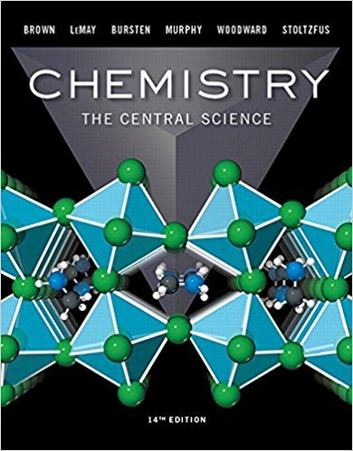 PDF DOWNLOAD] Chemistry: The Central Science (14th Edition) Free