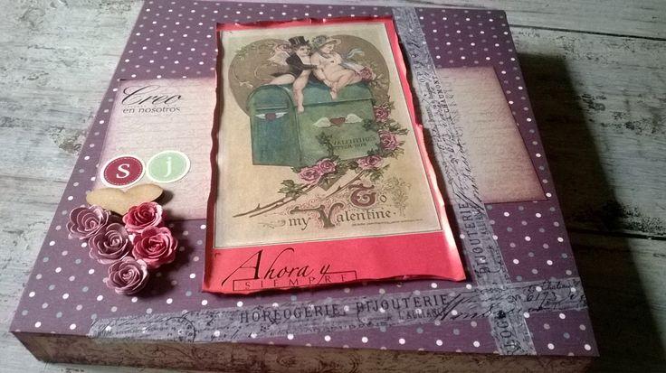 Retablos decorativos para regalos de aniversarios, cumpleaños. Diseños Marta Correa Blog: disenosmartacorrea.blogspot.com Cel: 321 643 63 84