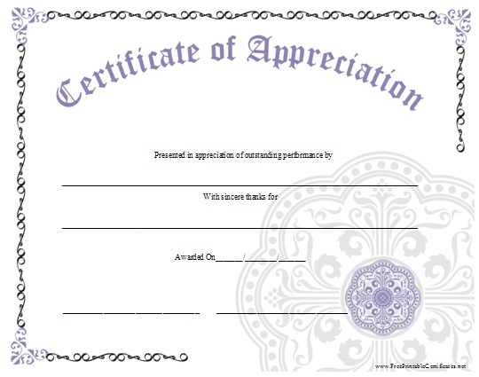 Best 25+ Sample certificate of recognition ideas on Pinterest - volunteer thank you letter