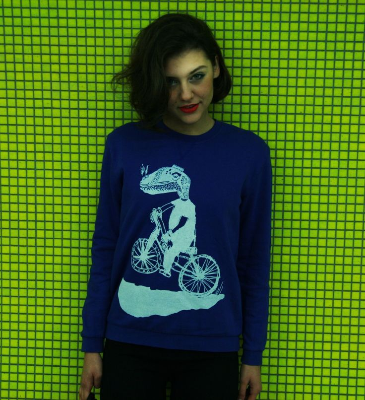 """Dark Blue """"Second Go*"""" Jumper with White PrintSize: S 100% CottonArtwork by Dorina MolnarPrinted by Verkstaden in Budapest, HungaryInfo for customers out of Hungary: we will charge you 4490 HUF for this product, which is approx. 15 €*SecondGo - second hand item, only one piece is available!"""