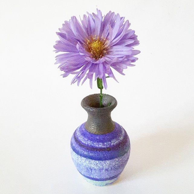 Miniature Ceramic Vase £12.00