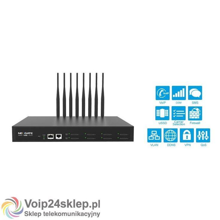 Bramka Voip Yeastar Neogate TG800 voip24sklep.pl