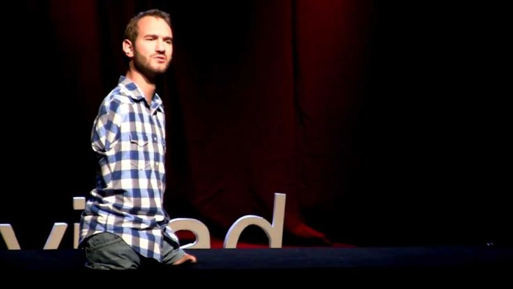 Nick Vujicic is a man who defines perseverance. In how he has no arms or legs but in a world of lack of love Nick had the biggest heart. He was the first special needs child to enter public school in Australia. And he was the kid of the year in 1990. That shows how he could easily just mope around in his life but he decided to go to school and inspire others.