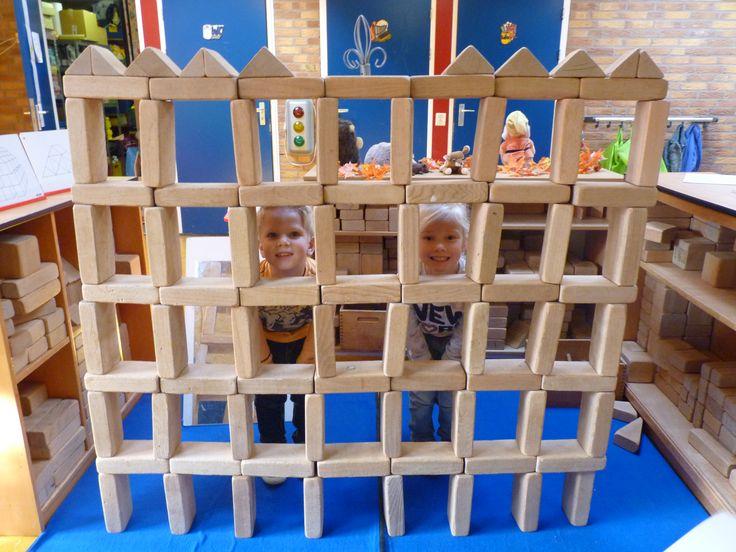 Dit bouwwerk staat als een huis!