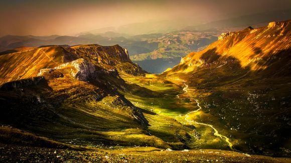 Romania. Summer-Autumn © Nora De Angelli