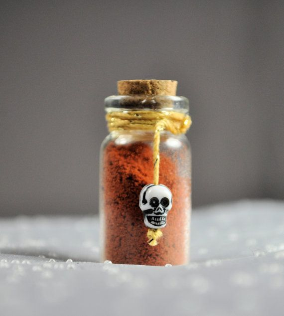 In voodoo and other forms of folk magic, red brick dust is used in spells of protection and cleansing. Include it in a mojo bag or amulet, sprinkle it across the threshold of your home to repel unwanted presences, or mix it with vinegar or ammonia to create a cleansing floor/stoop wash.