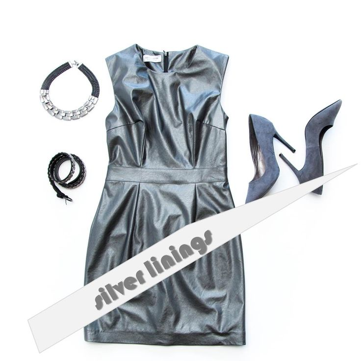 Find your 'silver linings' on a #BSB_dress! #XMAS #XMAS_mood #BSB_collection #BSB_FW14 #DRESSES #SILVER