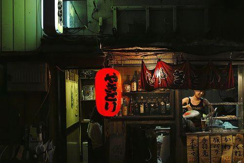 やきとり yakitori